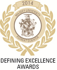 Defining Excellence Awards Logo