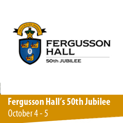 Fergusson Hall Logo