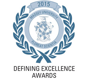 2015 Defining Excellence Awards